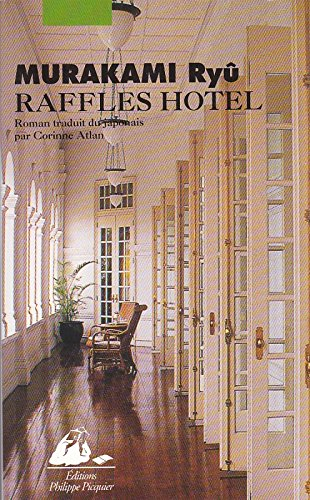 9782877303620: Raffles hotel