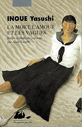 La mort, l'amour et les vagues Inoue,