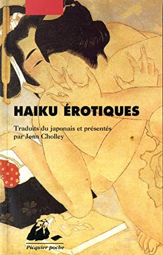 9782877304948: Haiku érotiques