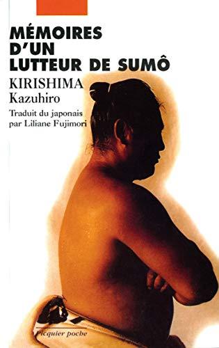 9782877305273: Mémoires d'un lutteur de sumô