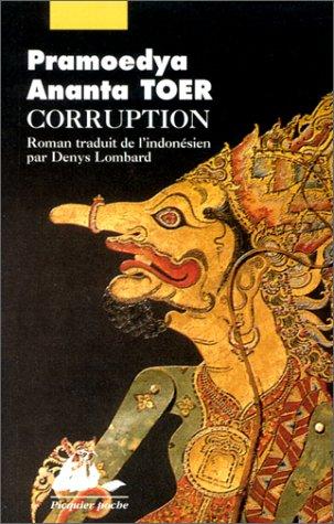 9782877305280: Corruption