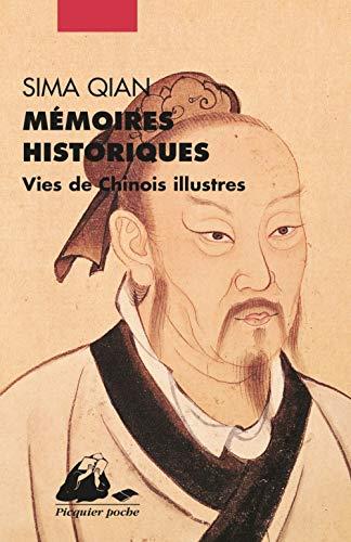 9782877306119: Mémoires historiques : Vies de Chinois illustres