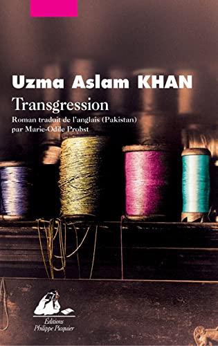 Transgression: Khan, Uzma Aslam