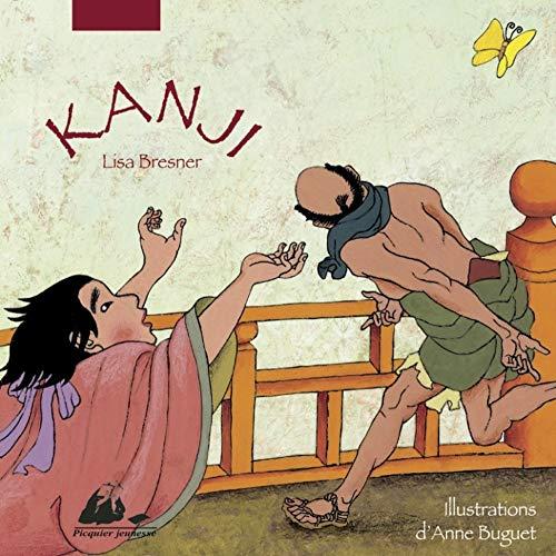 Kanji - Lisa Bresner - Livre