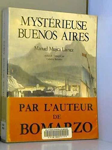 9782877360104: Mystérieuse Buenos Aires