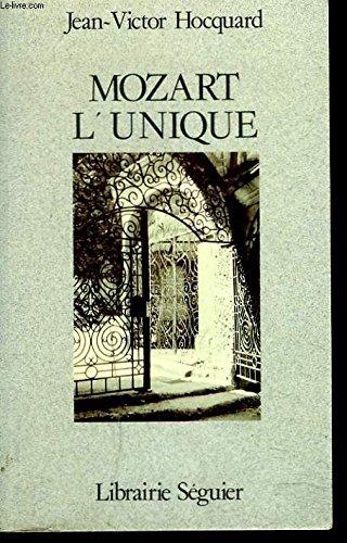 9782877360180: Mozart lunique (Essai)