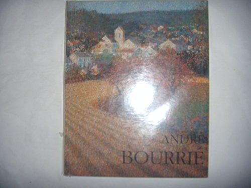 André Bourié 1936- : dessins, pastels, peintures, lithographies.: COLLECTIF