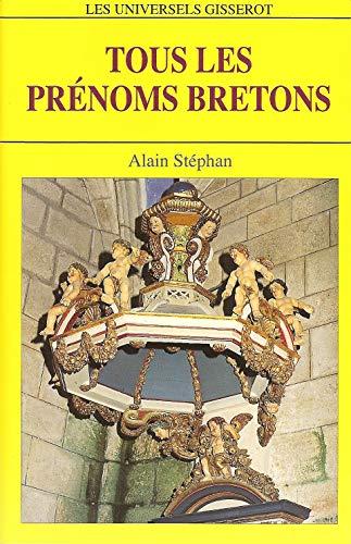 9782877471725: Tous les prénoms bretons