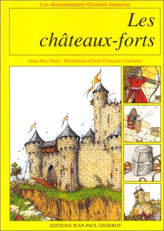 9782877471930: Les châteaux forts