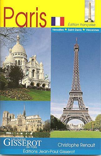 9782877474061: Guide touristique de Paris