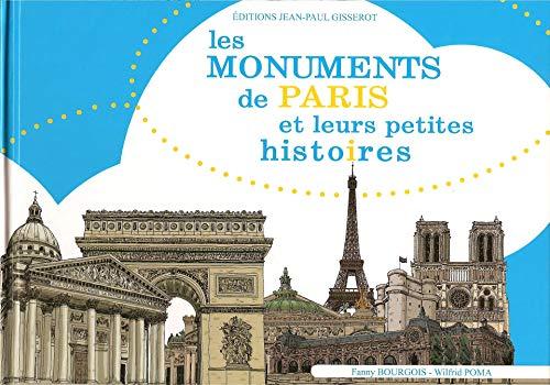9782877478366: Les Monuments de Paris et Leurs Petites Histoires