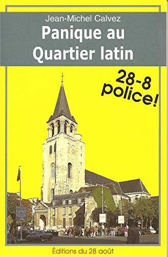 9782877478588: Panique au Quartier Latin