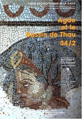 9782877540711: Agde et le Bassin de Thau