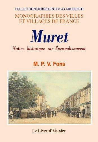 9782877602006: Muret et Ses Environs