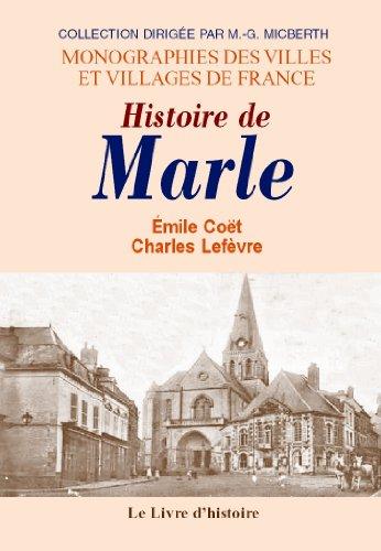 9782877606295: Marle (Histoire de)