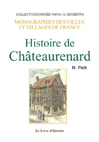 9782877606998: Histoire de Ch�teaurenard