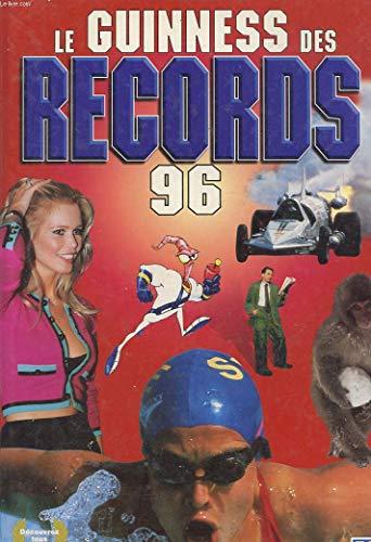 9782877610971: Le Guinness des records 96