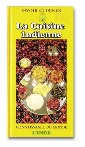 9782877630382: La cuisine indienne