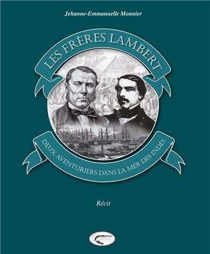 9782877636469: les frères Lambert, deux aventuriers dans la mer des indes