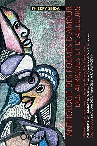 9782877638616: Anthologie poèmes amour Afrique ailleurs