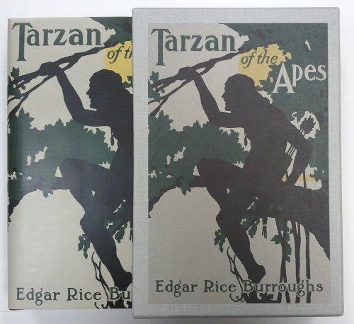 9782877644167: Tarzan of the Apes (A. C. McClurg 1st Edition Facsimile)