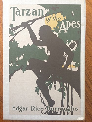 9782877644167: Tarzan of the Apes (A. C. McClurg 1st Edition Facsimile)