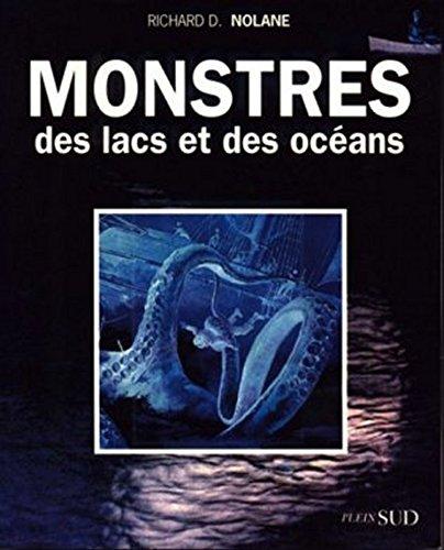 9782877644853: Monstres des lacs et des océans Chroniques cryptozoologiques