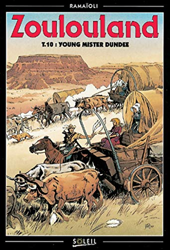 9782877645461: Zoulouland, Tome 10 : Young Mister Dundee