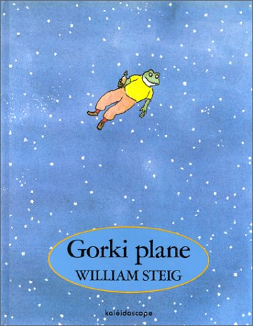 Gorki plane (2877670074) by William Steig