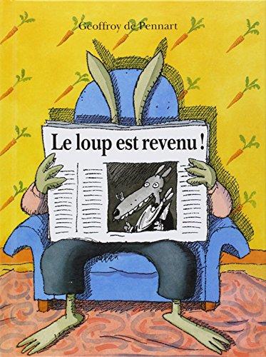 9782877671217: Loup est revenu (le) ! (Kaléidoscope)