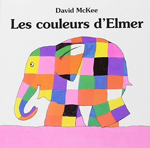 COULEURS D'ELMER (LES): MC KEE DAVID