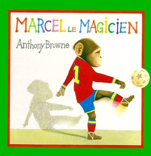 MARCEL LE MAGICIEN: BROWNE ANTHONY