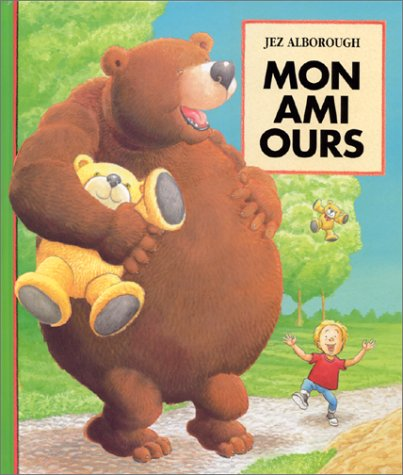 9782877672412: Mon ami ours