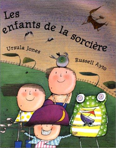 ENFANTS DE LA SORCIÈRE (LES): JONES URSULA
