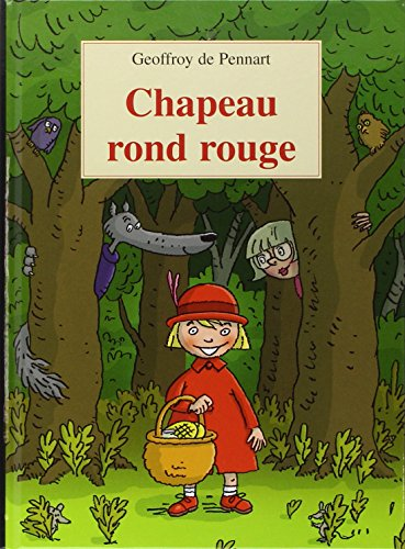 9782877674201: Chapeau rond rouge