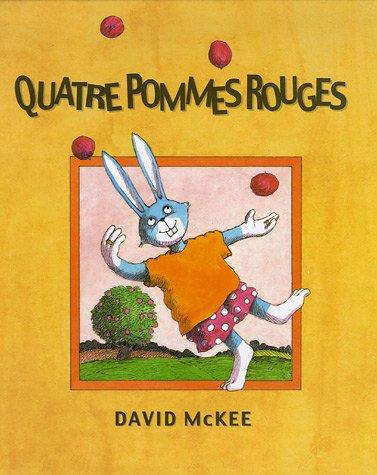 QUATRE POMMES ROUGES: MC KEE DAVID