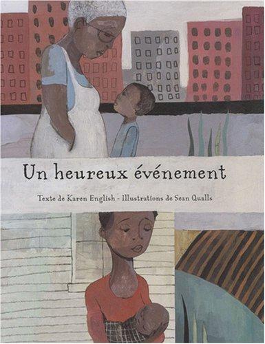 UN HEUREUX ÉVÈNEMENT: ENGLISH KAREN