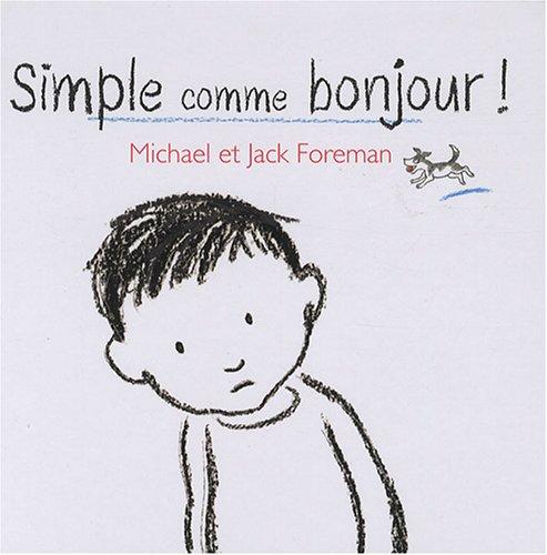 9782877675611: Simple comme bonjour !