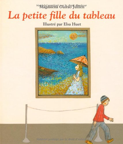 9782877677097: La petite fille du tableau (French Edition)