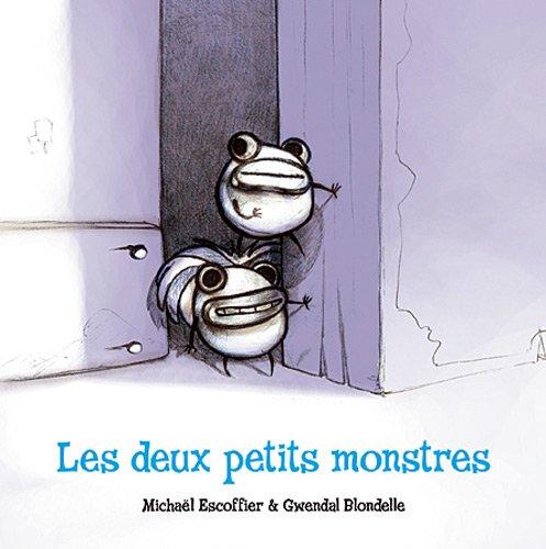 9782877677141: Les deux petits monstres