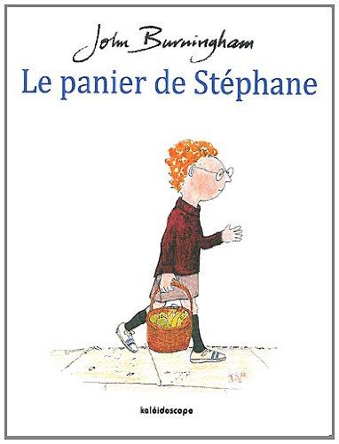 PANIER DE STEPHANE -LE-: BURNINGHAM JOHN