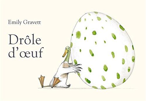 DROLE D OEUF: GRAVETT