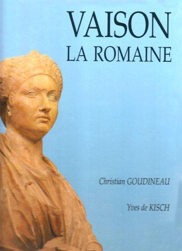 9782877720571: Vaison-La-Romaine (French Edition)