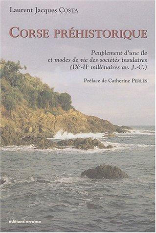 9782877722735: Corse prehistorique (Hespérides)