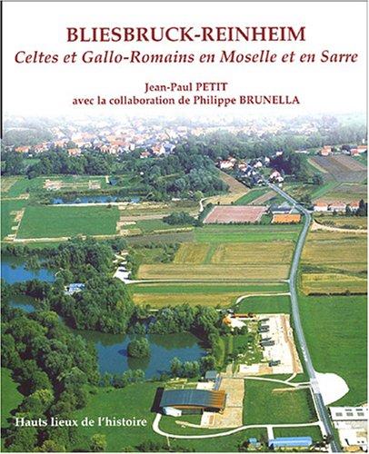 9782877722988: Bliesbruck-Reinheim : Celtes et Gallo-Romains en Moselle et en Sarre (Hauts lieux de l'histoire)