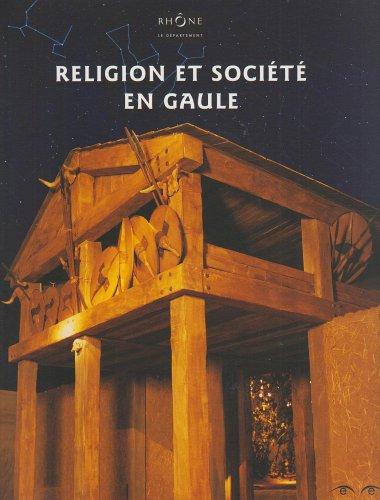 9782877723381: Religion et société en Gaule