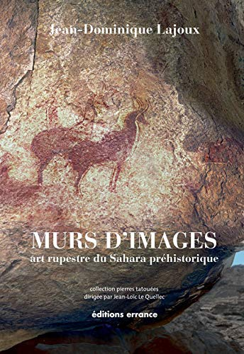 Murs d'images (French Edition): Jean Dominique Lajoux