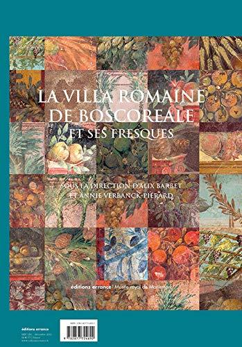 9782877724692: Les fresques romaines de boscoréale