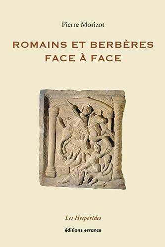 9782877725897: Romains et Berb�res face � face