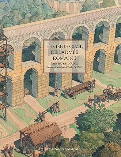 9782877726351: Le génie civil de l'armée romaine